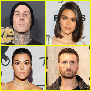 Travis Barker 'Liked' This Shady Comment After Having Dinner with Scott Disick & Amelia Hamlin!