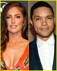 This Seems to Be Proof That Trevor Noah & Minka Kelly Are Back Together!