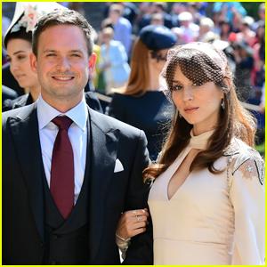 Troian Bellisario & Patrick J. Adams Secretly Welcome Second Child!