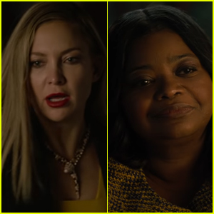 Kate Hudson & Octavia Spencer Team Up to Catch a Killer in 'Truth Be Told' Season Two Trailer - Watch!
