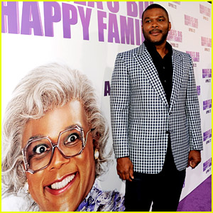 Tyler Perry Will Play Madea Again, This Time in a Netflix Movie!