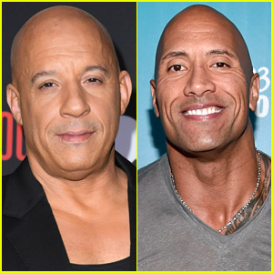 Vin Diesel Gives Some Insight Into His 2016 Feud with Dwayne 'The Rock' Johnson