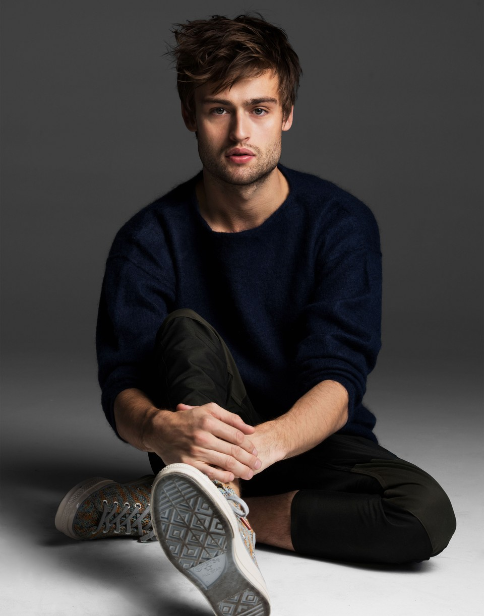 douglas booth films