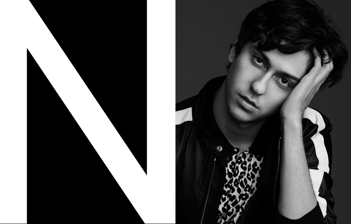 Nat Wolff with an N